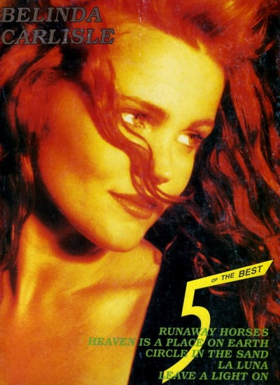 Belinda Carlisle: 5 Of The Best